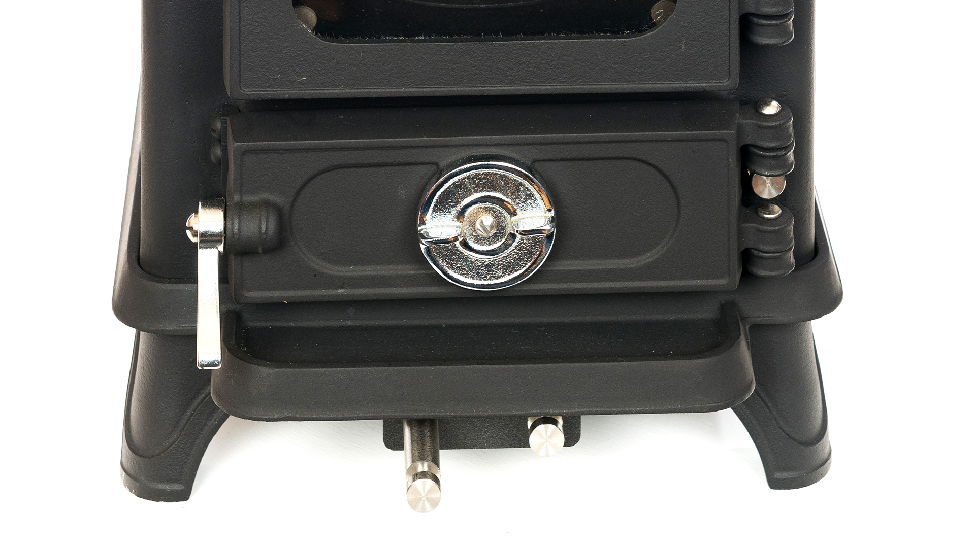 Tiny Wood Cookstove Direct Air Option